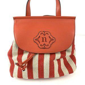 Nanette Lepore Handbag Convertible Backpack Vegan